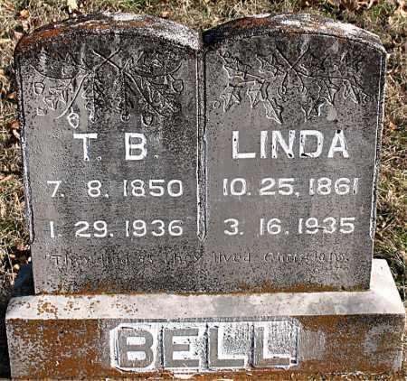 BELL, T. B. - Carroll County, Arkansas | T. B. BELL - Arkansas Gravestone Photos