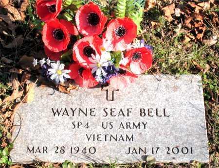 BELL (VETERAN VIET), WAYNE SEAF - Carroll County, Arkansas | WAYNE SEAF BELL (VETERAN VIET) - Arkansas Gravestone Photos