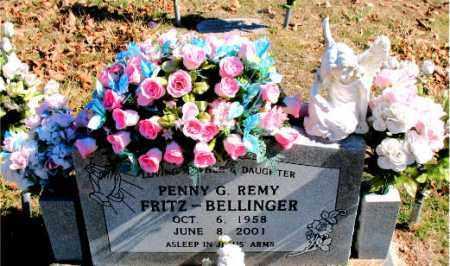 BELLINGER, PENNY G - Carroll County, Arkansas | PENNY G BELLINGER - Arkansas Gravestone Photos