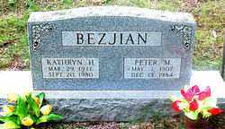 BENJIAN, PETER M. - Carroll County, Arkansas | PETER M. BENJIAN - Arkansas Gravestone Photos