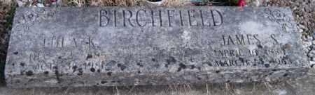BIRCHFIELD, JAMES S - Carroll County, Arkansas | JAMES S BIRCHFIELD - Arkansas Gravestone Photos