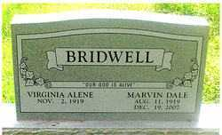BIRDWELL, MARVIN DALE - Carroll County, Arkansas | MARVIN DALE BIRDWELL - Arkansas Gravestone Photos