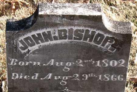 BISHOP, JOHN - Carroll County, Arkansas   JOHN BISHOP - Arkansas Gravestone Photos
