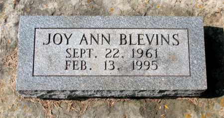 BLEVINS, JOY ANN - Carroll County, Arkansas | JOY ANN BLEVINS - Arkansas Gravestone Photos