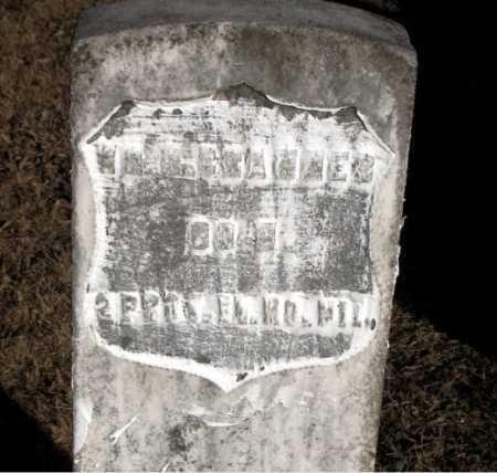 BRAMMER  (VETERAN UNION), WILLIAM M. - Carroll County, Arkansas | WILLIAM M. BRAMMER  (VETERAN UNION) - Arkansas Gravestone Photos