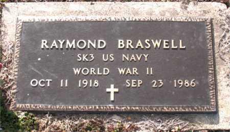 BRASWELL  (VETERAN WWII), RAYMOND - Carroll County, Arkansas | RAYMOND BRASWELL  (VETERAN WWII) - Arkansas Gravestone Photos