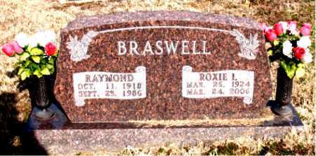 BRASWELL, ROXIE L. - Carroll County, Arkansas | ROXIE L. BRASWELL - Arkansas Gravestone Photos