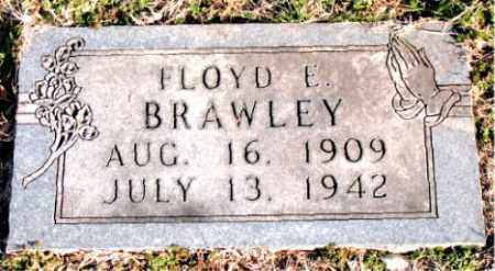 BRAWLEY, FLOYD E. - Carroll County, Arkansas | FLOYD E. BRAWLEY - Arkansas Gravestone Photos