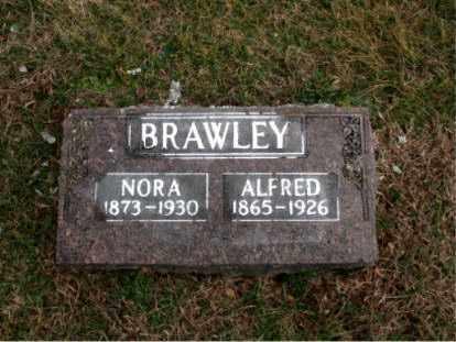 BRAWLEY, ALFRED - Carroll County, Arkansas | ALFRED BRAWLEY - Arkansas Gravestone Photos