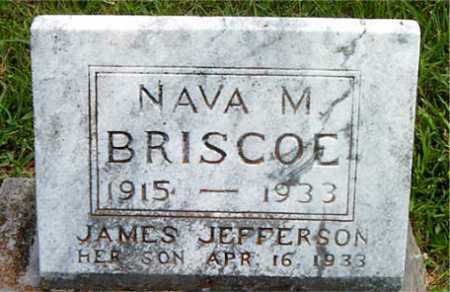 BRISCOE, JAMES JEFFERSON - Carroll County, Arkansas | JAMES JEFFERSON BRISCOE - Arkansas Gravestone Photos