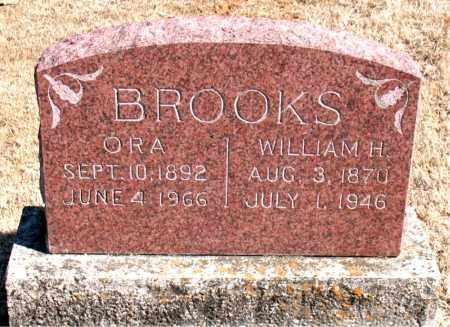 BROOKS, WILLIAM H. - Carroll County, Arkansas | WILLIAM H. BROOKS - Arkansas Gravestone Photos
