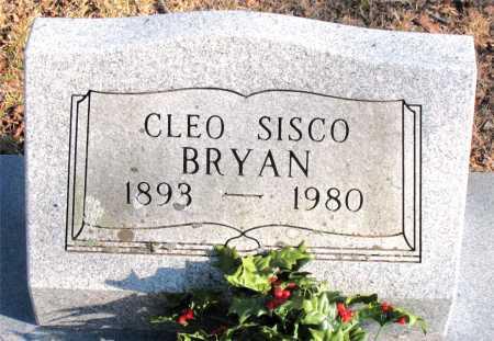 BRYAN, CLEO - Carroll County, Arkansas | CLEO BRYAN - Arkansas Gravestone Photos