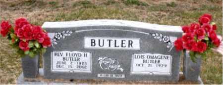 BUTLER, REV.  FLOYD H. - Carroll County, Arkansas | REV.  FLOYD H. BUTLER - Arkansas Gravestone Photos