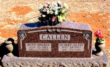 WALKER CALLEN, RUTH - Carroll County, Arkansas | RUTH WALKER CALLEN - Arkansas Gravestone Photos