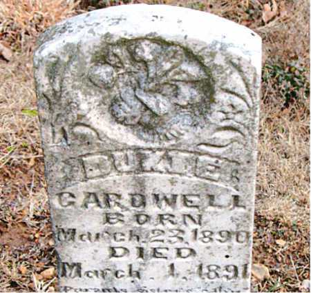 CARDWELL, DIXIE - Carroll County, Arkansas | DIXIE CARDWELL - Arkansas Gravestone Photos