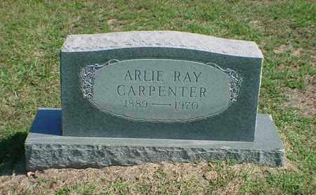 CARPENTER, ARLIE RAY - Carroll County, Arkansas   ARLIE RAY CARPENTER - Arkansas Gravestone Photos