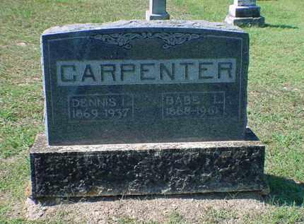 CARPENTER, DENNIS L. - Carroll County, Arkansas | DENNIS L. CARPENTER - Arkansas Gravestone Photos