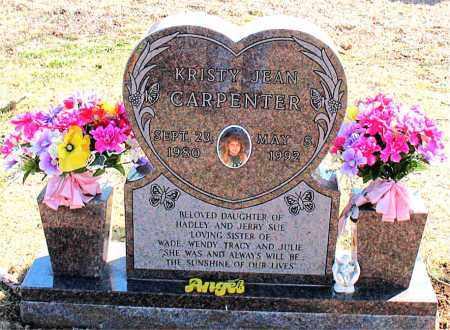 CARPENTER, KRISTY JEAN - Carroll County, Arkansas | KRISTY JEAN CARPENTER - Arkansas Gravestone Photos