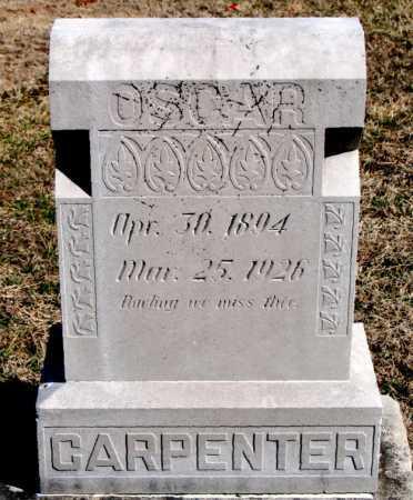 CARPENTER, OSCAR - Carroll County, Arkansas | OSCAR CARPENTER - Arkansas Gravestone Photos