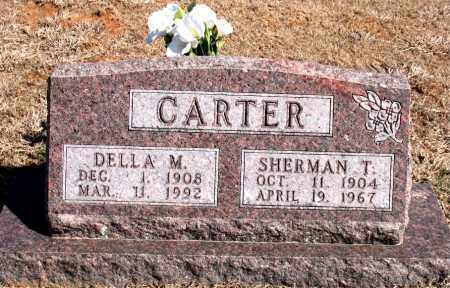 CARTER, DELLA M. - Carroll County, Arkansas | DELLA M. CARTER - Arkansas Gravestone Photos