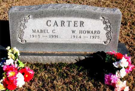 CARTER, MABEL C. - Carroll County, Arkansas | MABEL C. CARTER - Arkansas Gravestone Photos