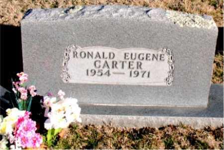 CARTER, RONALD EUGENE - Carroll County, Arkansas   RONALD EUGENE CARTER - Arkansas Gravestone Photos