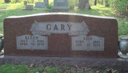CARY, ELLEN - Carroll County, Arkansas | ELLEN CARY - Arkansas Gravestone Photos
