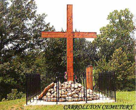 *CARROLLTON CEMETERY,  - Carroll County, Arkansas |  *CARROLLTON CEMETERY - Arkansas Gravestone Photos