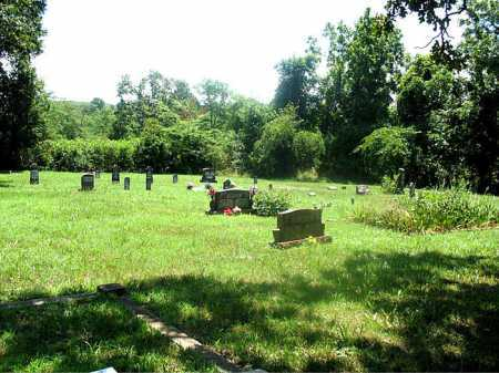 *JONES CEMETERY OVERVIEW,  - Carroll County, Arkansas |  *JONES CEMETERY OVERVIEW - Arkansas Gravestone Photos