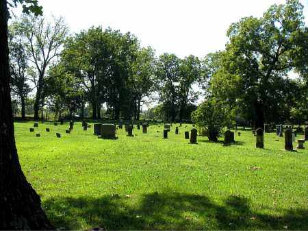*BUNCH CEMETERY OVERVIEW,  - Carroll County, Arkansas    *BUNCH CEMETERY OVERVIEW - Arkansas Gravestone Photos