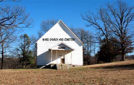*WARD CHURCH CEMETERY,  - Carroll County, Arkansas |  *WARD CHURCH CEMETERY - Arkansas Gravestone Photos
