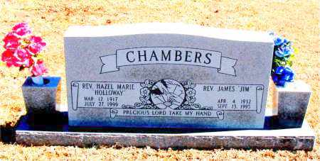 HOLLOWAY CHAMBERS, REV., HAZEL MARIE - Carroll County, Arkansas | HAZEL MARIE HOLLOWAY CHAMBERS, REV. - Arkansas Gravestone Photos
