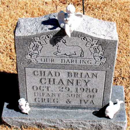 CHANEY, CHAD BRIAN - Carroll County, Arkansas | CHAD BRIAN CHANEY - Arkansas Gravestone Photos