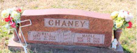 CHANEY, JEWELL - Carroll County, Arkansas | JEWELL CHANEY - Arkansas Gravestone Photos