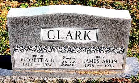 CLARK, JAMES  ARLIN - Carroll County, Arkansas | JAMES  ARLIN CLARK - Arkansas Gravestone Photos