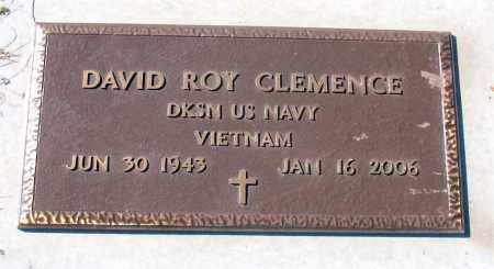 CLEMENCE  (VETERAN VIET), DAVID ROY - Carroll County, Arkansas   DAVID ROY CLEMENCE  (VETERAN VIET) - Arkansas Gravestone Photos