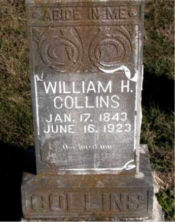 COLLINS, WILLIAM  H. - Carroll County, Arkansas | WILLIAM  H. COLLINS - Arkansas Gravestone Photos