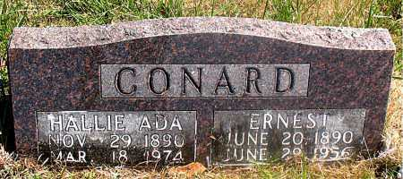 CONARD, ERNEST - Carroll County, Arkansas | ERNEST CONARD - Arkansas Gravestone Photos