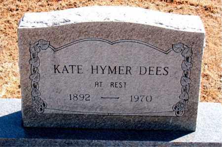 DEES, KATE - Carroll County, Arkansas | KATE DEES - Arkansas Gravestone Photos