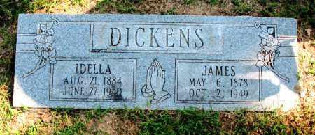 DICKSON, JAMES - Carroll County, Arkansas | JAMES DICKSON - Arkansas Gravestone Photos