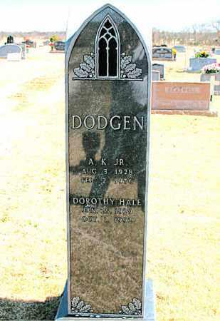 DODGEN, DOROTHY - Carroll County, Arkansas | DOROTHY DODGEN - Arkansas Gravestone Photos