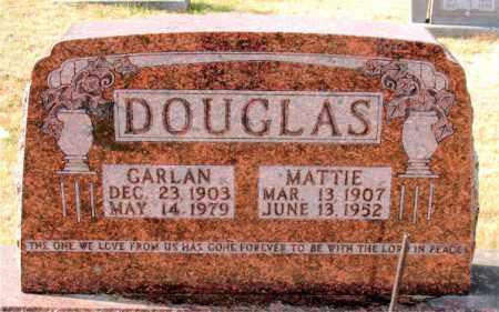 DOUGLAS, MATTIE - Carroll County, Arkansas | MATTIE DOUGLAS - Arkansas Gravestone Photos