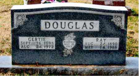 DOUGLAS, RAY - Carroll County, Arkansas   RAY DOUGLAS - Arkansas Gravestone Photos