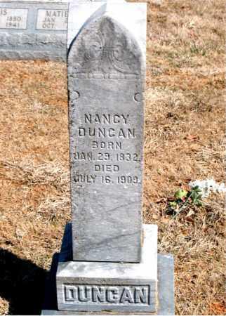 DUNCAN, NANCY - Carroll County, Arkansas | NANCY DUNCAN - Arkansas Gravestone Photos