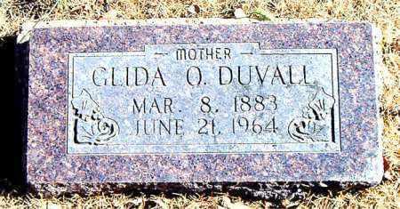DUVALL, GLIDA O. - Carroll County, Arkansas | GLIDA O. DUVALL - Arkansas Gravestone Photos
