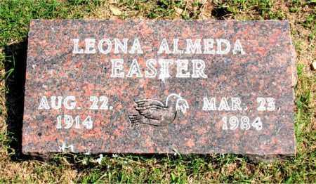 EASTER, LEONA ALMEDA - Carroll County, Arkansas   LEONA ALMEDA EASTER - Arkansas Gravestone Photos