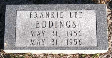 EDDINGS, FRANKIE  LEE - Carroll County, Arkansas | FRANKIE  LEE EDDINGS - Arkansas Gravestone Photos
