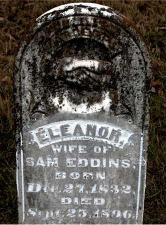EDDINS, ELEANOR - Carroll County, Arkansas   ELEANOR EDDINS - Arkansas Gravestone Photos