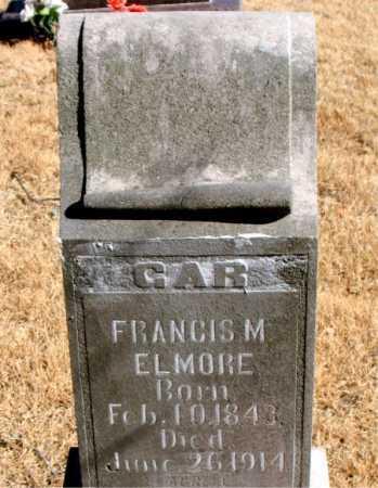 ELMORE, FRANCIS M. - Carroll County, Arkansas | FRANCIS M. ELMORE - Arkansas Gravestone Photos