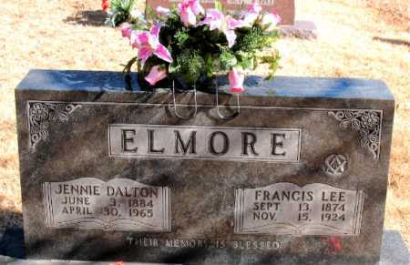 ELMORE, JENNIE DALTON - Carroll County, Arkansas | JENNIE DALTON ELMORE - Arkansas Gravestone Photos